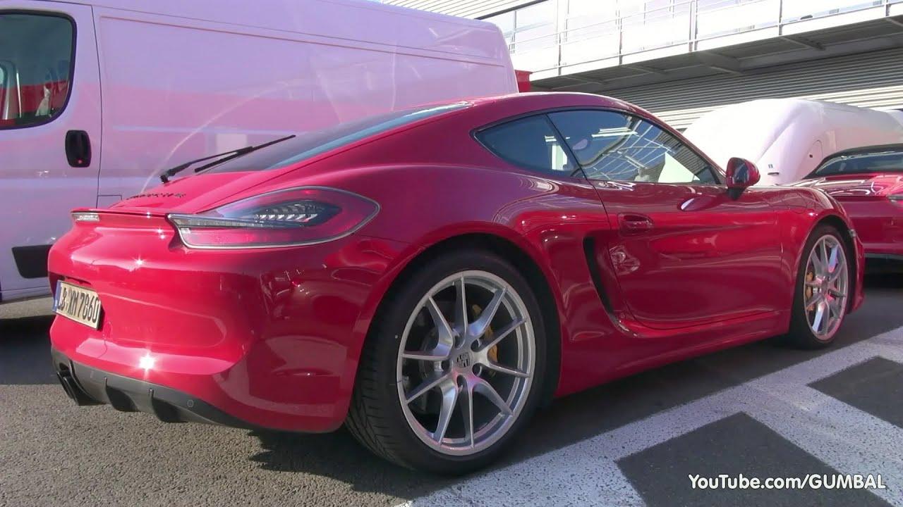 2014 Porsche Cayman GTS & 2014 Porsche Boxster GTS! - YouTube