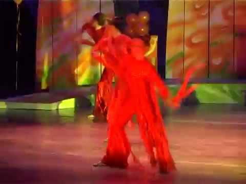 видео: Детский мюзик-холл Чингыли - Огонь