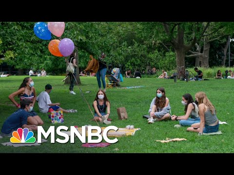Covid Optimism: Could This Summer Be…Normal?   All In   MSNBC