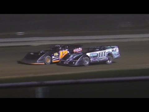Crate Late Model Feature | Mercer Raceway Park | 3-26-16