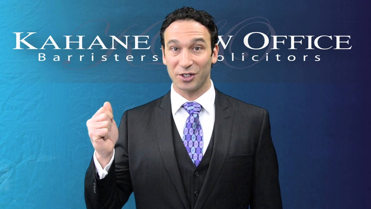 What is Probate? by Kahane Law Office