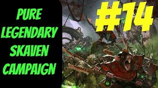 Pure Legendary Skaven Campaign #14 (Queek) -- Total War: Warhammer 2