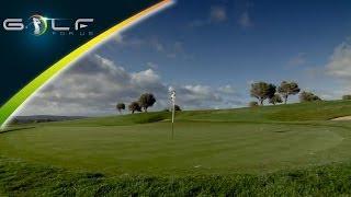 Golfplatz / Golf Course - Son Gual Mallorca (German)