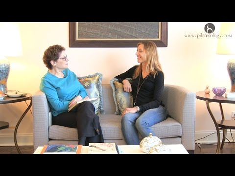 Pilatesology Interview with Author Gail Eisen