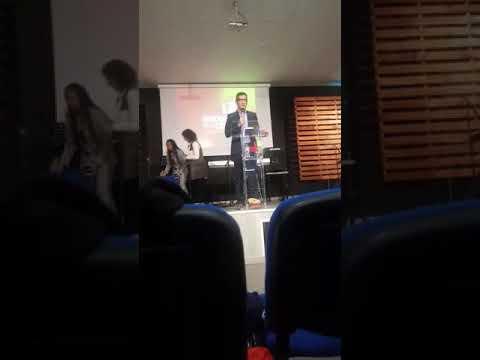 Juan Ramon Y Rocío En Madrid Iglesia Sendero De La Cruz Youtube