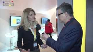 MWC-2014 - Azita Arvani - Nokia Solutions & Networks - Json TV