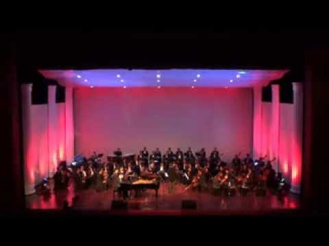 Fantasia for Piano and Orchestra, Theme from The Indonesia Pusaka by Jakarta Philharmonic Orchestra