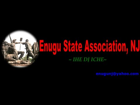 ENUGU  STATE ASSOCIATION OF NEW JERSEY