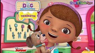 Doc Mc Stuffins Haustierärztin 👩🏽⚕️ Spiel App für Kinder (deutsch)