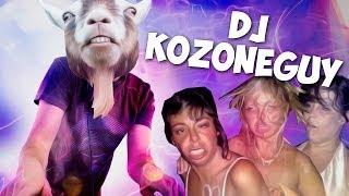 DJ КОЗАНГАЙ В ДЕЛЕ | Goat Simulator