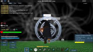 Roblox Arcane Adventure Test Universe Tier 5 Wind and Lightning