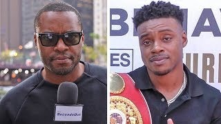 LATEST UPDATE: Errol Spence Jr CONDITION CHANGED from SERIOUS to CRITICAL
