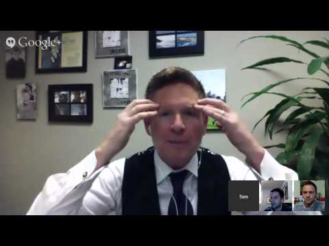 Tom Ferry interview about real estate business plans #WaterCooler