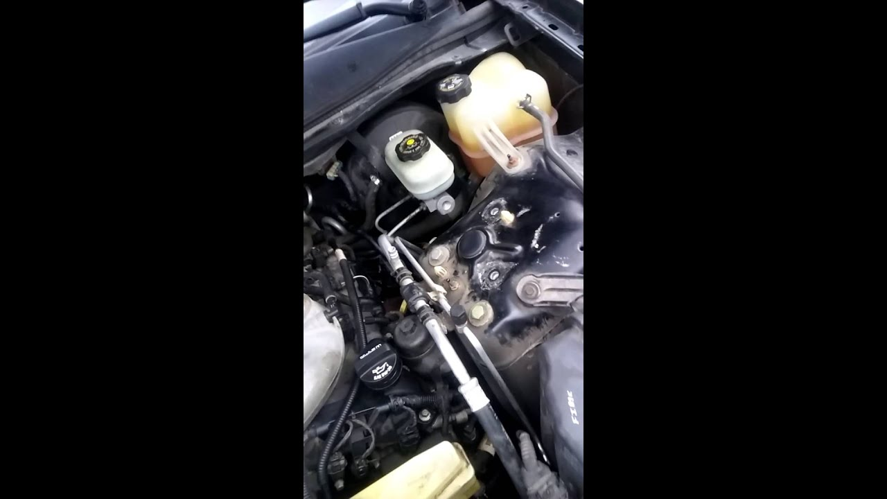 Cadillac Engine Light