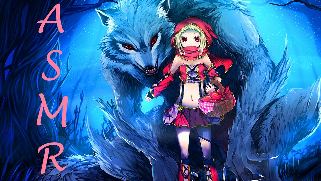 Little Red Riding Hood Trusts You, Mr Wolf [ASMR Roleplay