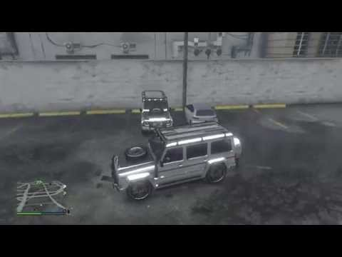 GTA Online: Dubsta 2 Chrome/Secret Car Spawn Locations PS4