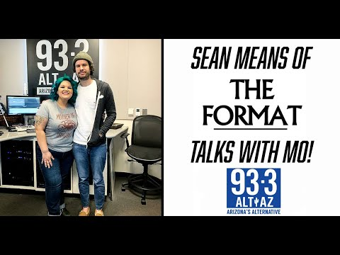 Sam Means talks why The Format is reuniting on The Mo Show!