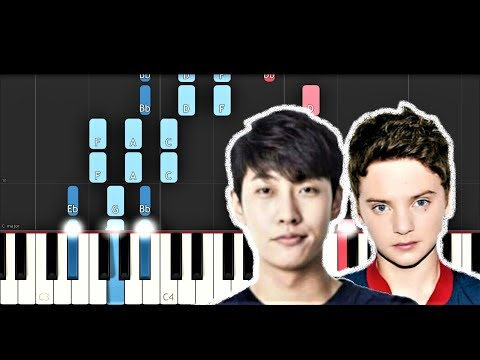 SHAUN - Way Back Home Ft Conor Maynard (Piano Tutorial)