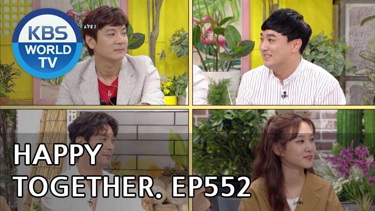 Happy Together I 해피투게더 - Choi Daniel, Park Eunbin, Jung Sungho, Hwang  Jesung, etc [ENG/2018 09 06]