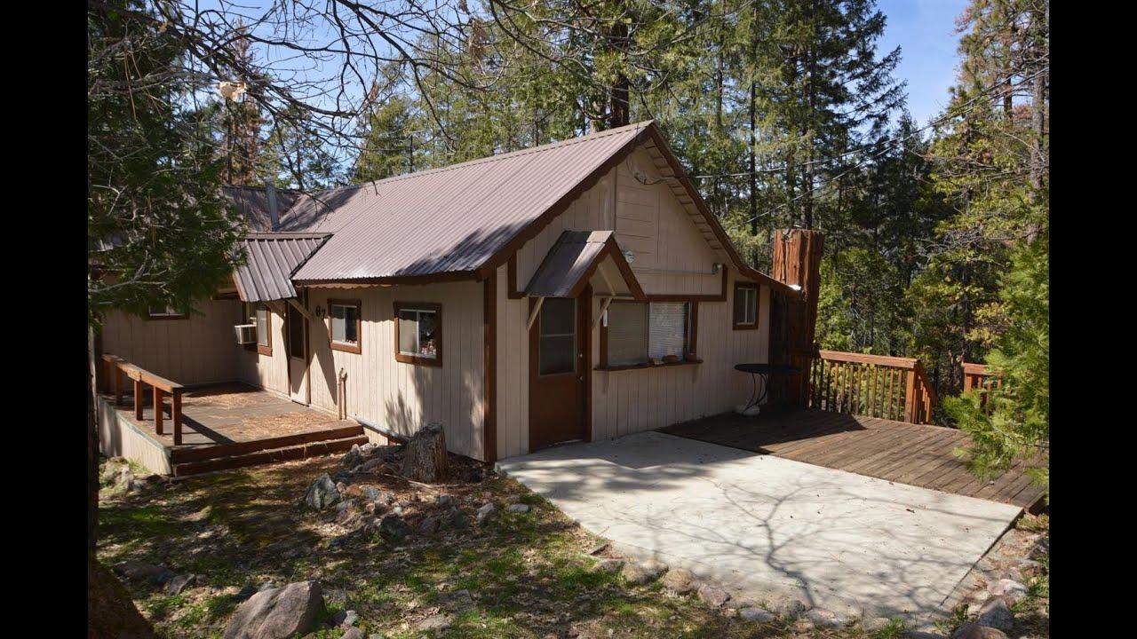 Cabin 67 Camp Sierra Big Creek Shaver Lake Huntington Lake Youtube