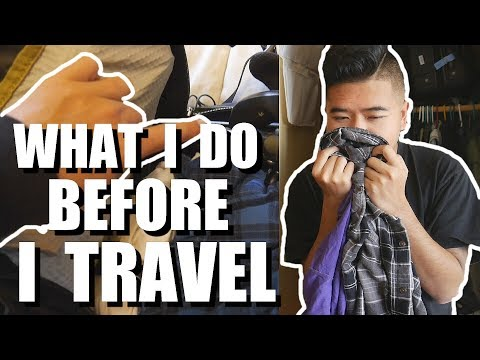 ULTIMATE TRAVEL TIPS: What to do / What to pack for a Trip (Los Angeles to London) Travel Vlog