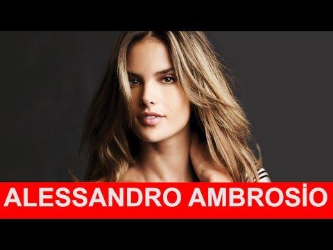 Alessandra Ambrosio Kimdir ?