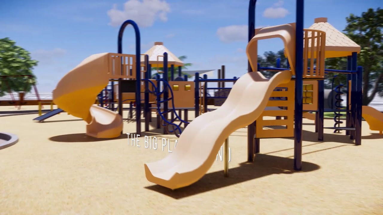 Welcome to the Children's Park in Gulu, Uganda- Virtually Walk Through the Park