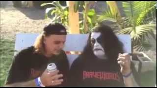 ABBATH Y Su Divertido Homenaje A IRON MAIDEN