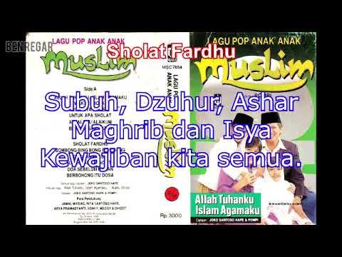 Lagu Pop Anak Muslim - Sholat Fardhu
