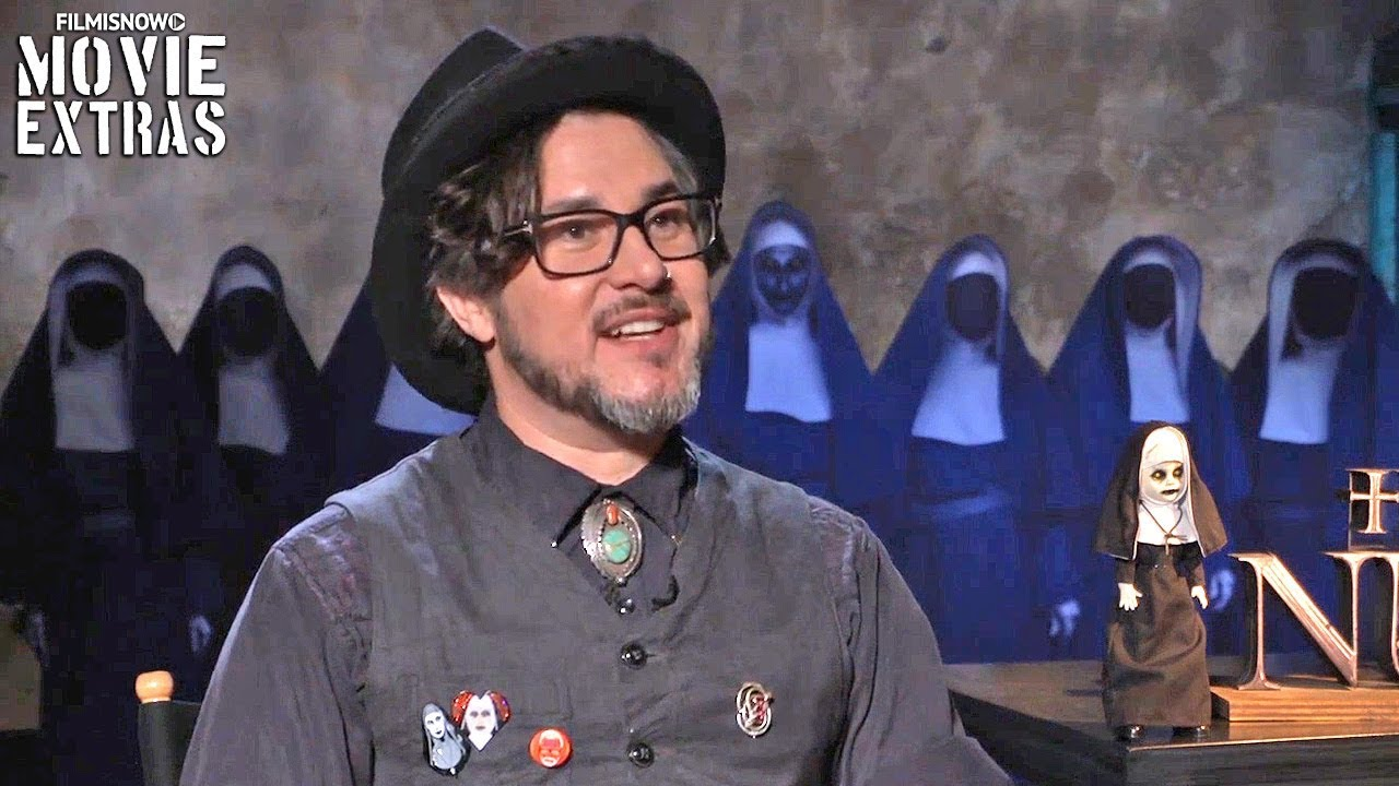 THE NUN   Corin Hardy talks about his experience making the movie