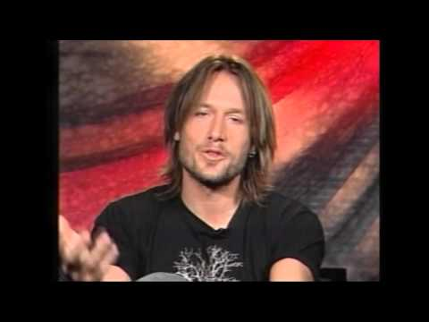 Keith Urban: New Zealand born Australian country music singer