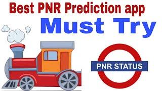 Best Indian Railway PNR Prediction app !! Live Running Status !! Trainman !!