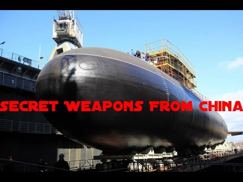 Top 7 Secret Weapons That China Is Developing