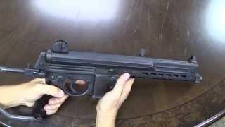 Walther MPL Submachine Gun