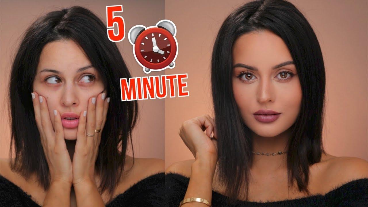 5 Minute Makeup Looks Makeup Com