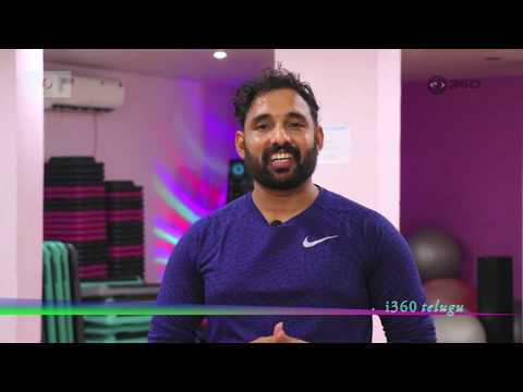 GET FIT with Raj Aerobics – Lose weight with easy daily simple exercises for fitness routine