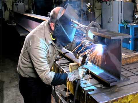 sample resume of welder fabricator - YouTube