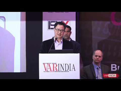 Kiren Rijiju, Minister of State for Home Affairs, Govt of India