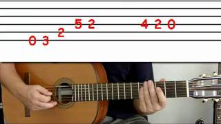 Guitar lesson 4B : Beginner --