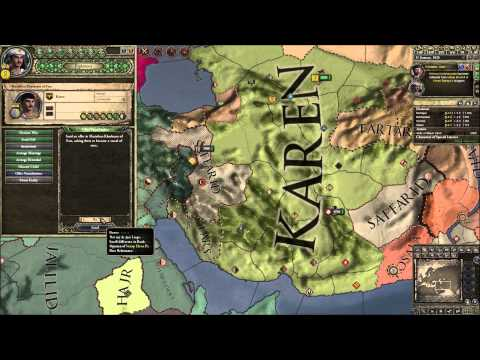 Crusader Kings 2 Rajas of India NEW Zoroastrian Playthrough 29