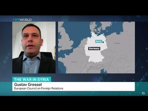 The War In Syria: Interview with Gustav Gressel from Europea