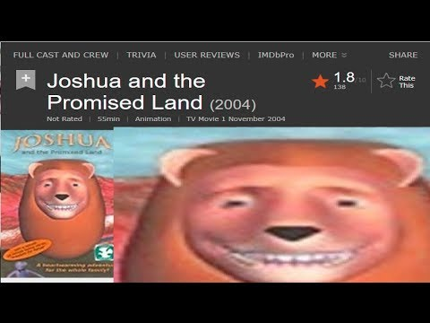 Joking: Joshua and The Promised Land [PT 3]
