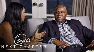 magic johnson on his wife cookiewe are soul mates oprahs next chapter oprah winfrey network