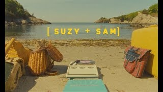 Big Little Adventure of Suzy & Sam // Moonrise Kingdom