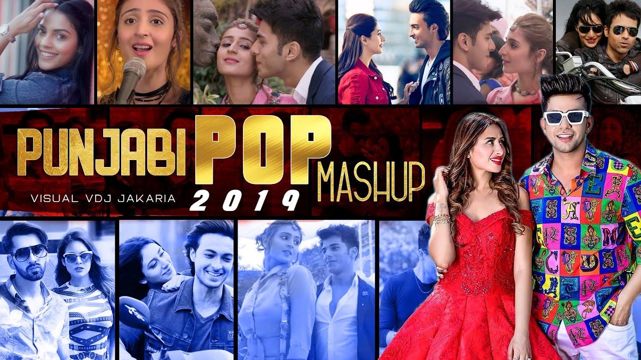 Download Punjabi POP MASHUP 2019 | Best Punjabi Pop Song Mashup | DEBB | VDJ Jakaria