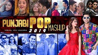 Punjabi POP MASHUP 2019 | Best Punjabi Pop Song Mashup | DEBB | VDJ Jakaria - punjabi song mashup 2019 mp3 download - djpunjab