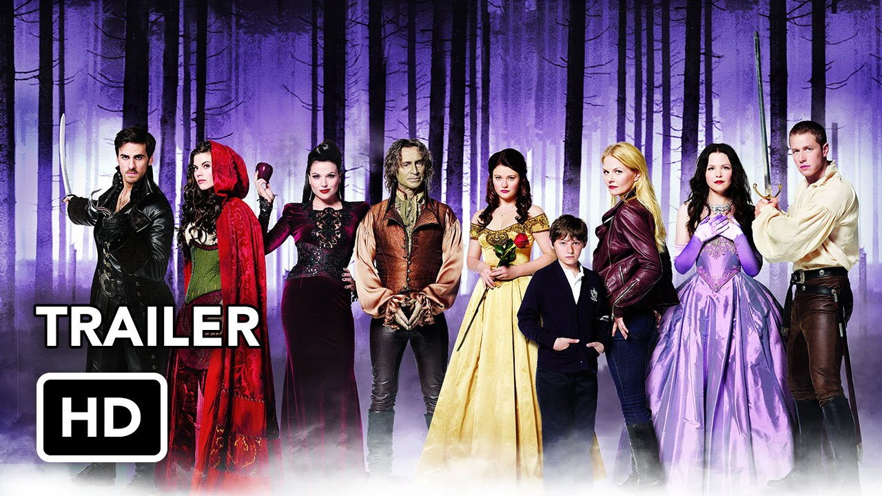 Once Upon A Time 100 Episodes Trailer Hd