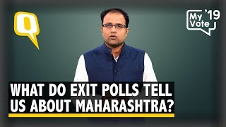 Exit Polls Predict BJP-Shiv Sena Alliance to Outperform Congress-NCP Alliance in Maharashtra