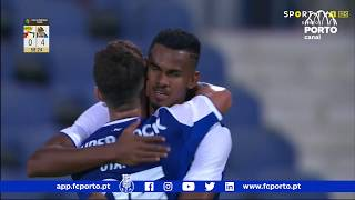 Lusitano de Évora-FC Porto, 0-6 (13/10/17)