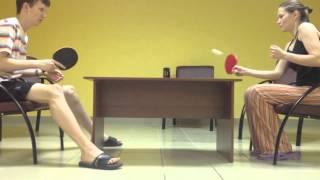 Настольный теннис(Когда все столы заняты, а поиграть хочется., 2013-03-17T08:32:25.000Z)